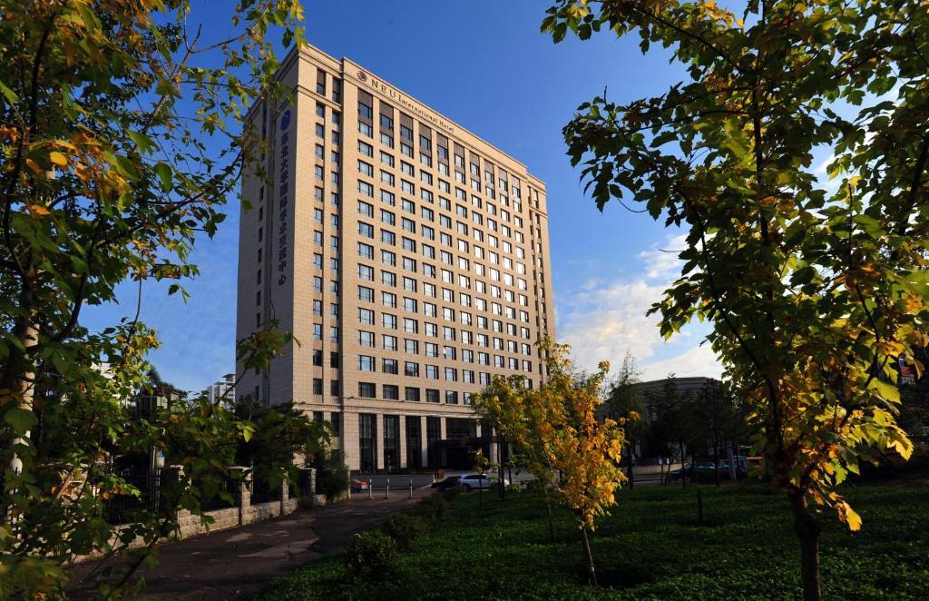 Northeastern University Hotel  Shenyang  China