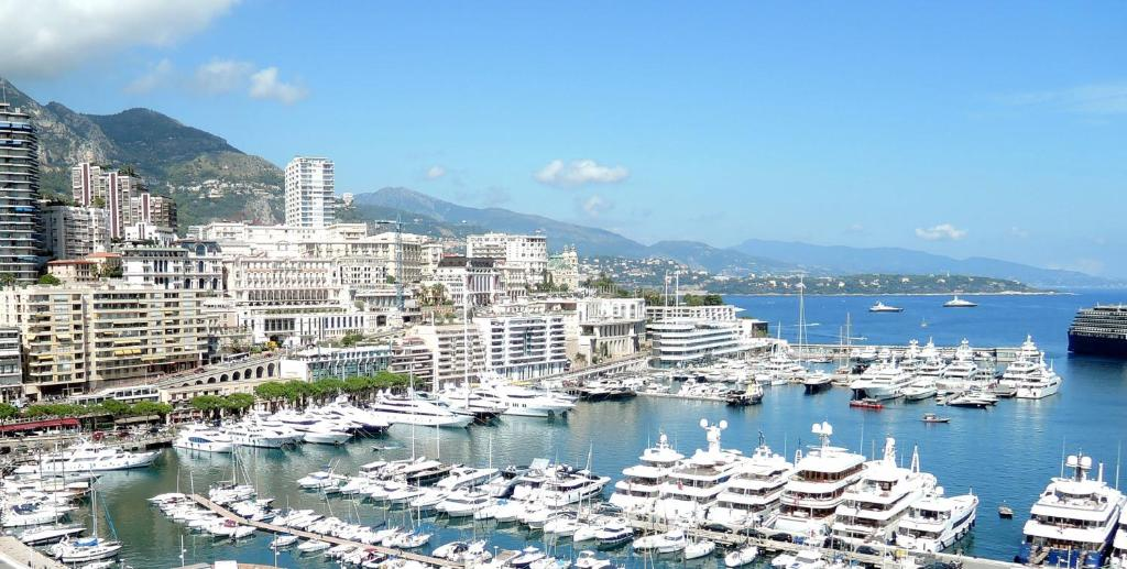 Apartment Monte Carlo Beausoleil France - Booking.com