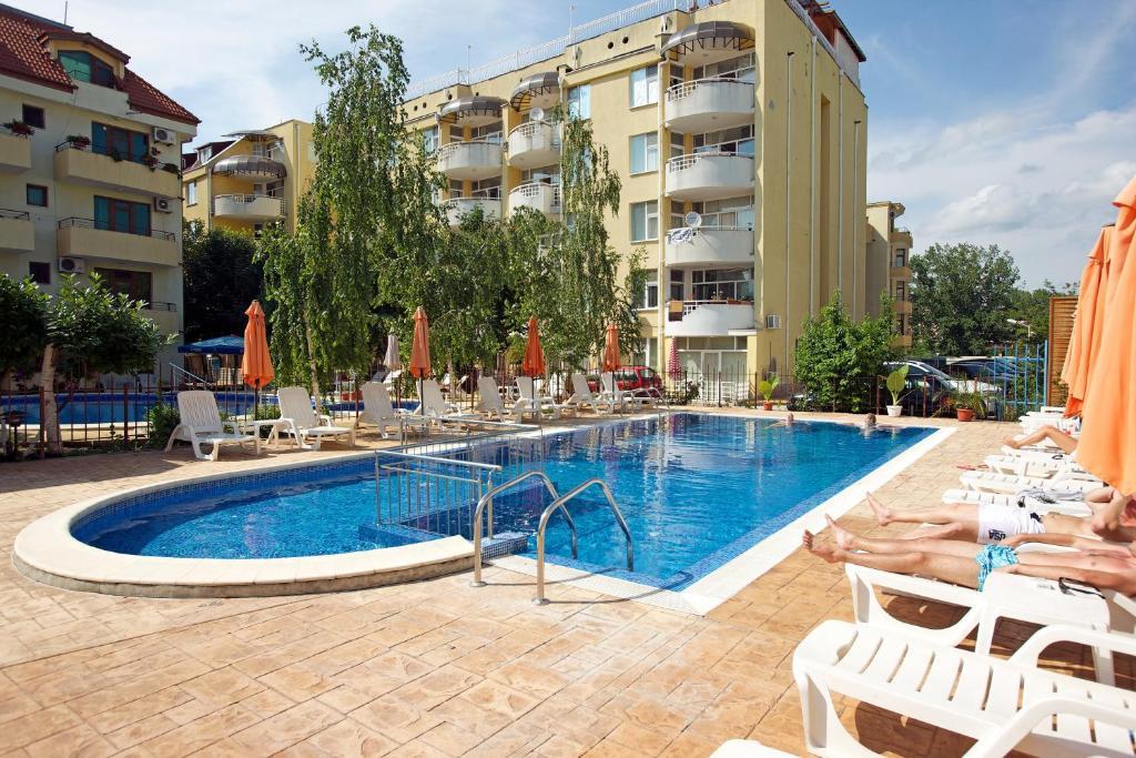 Хотел Палома - Слънчев бряг