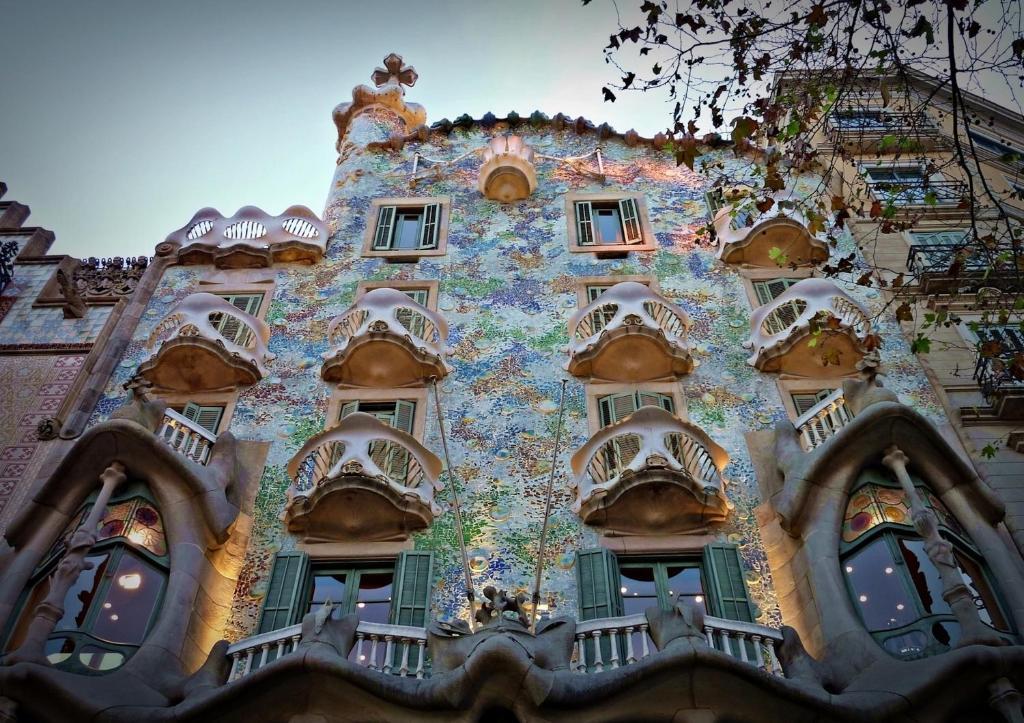 Bonita foto de Lets Holidays Centric Apartment in Barcelona