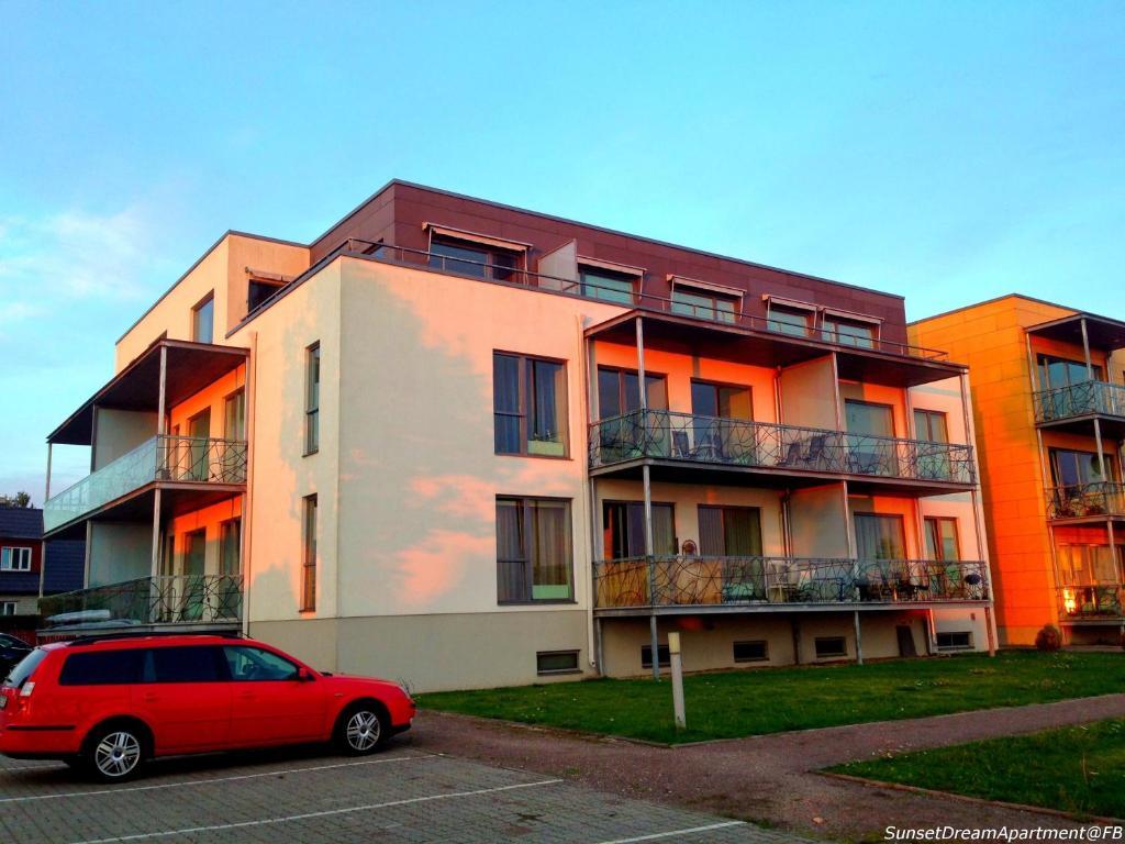 Sunset Dream Apartment (Estónia Haapsalu) - Booking.com