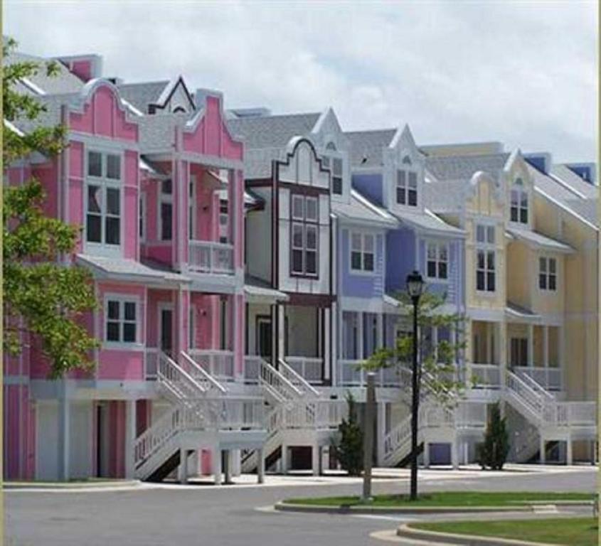 Bay Cove Apartments: Resort Cambridge Cove At Bermuda Bay, Kill Devil Hills, NC