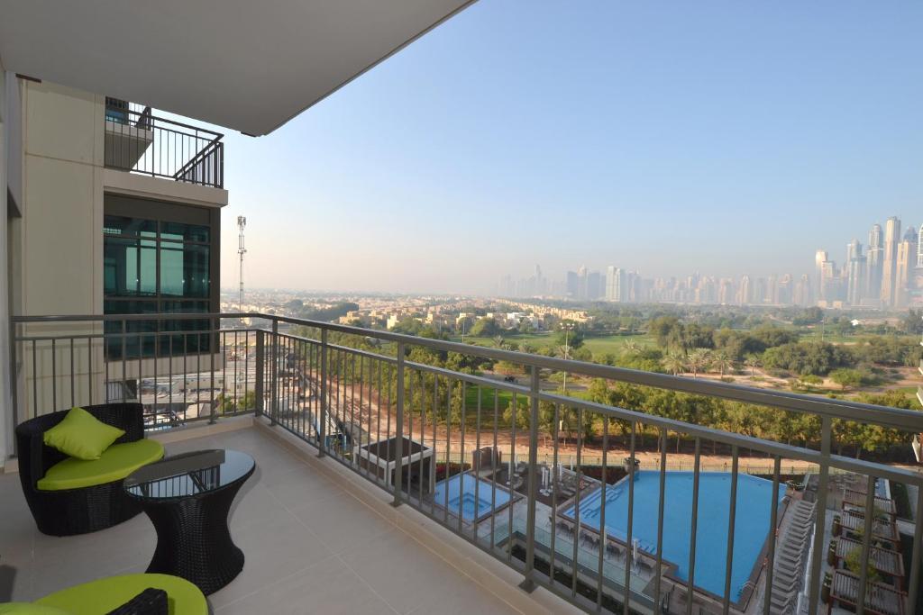Apartment Vacation Bay - Panorama 7, Dubai, UAE - Booking.com