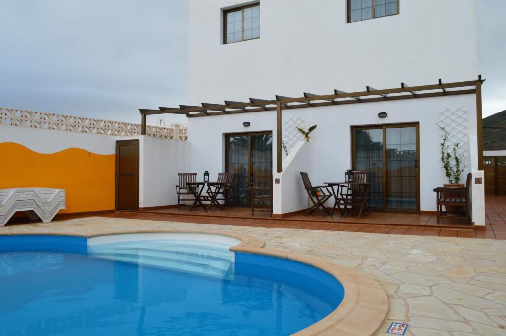 Apartments In Máguez Lanzarote