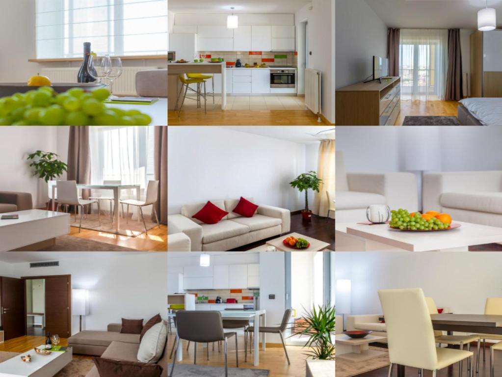 Homz apartments bucharest rum nien bukarest for Bucharest apartments