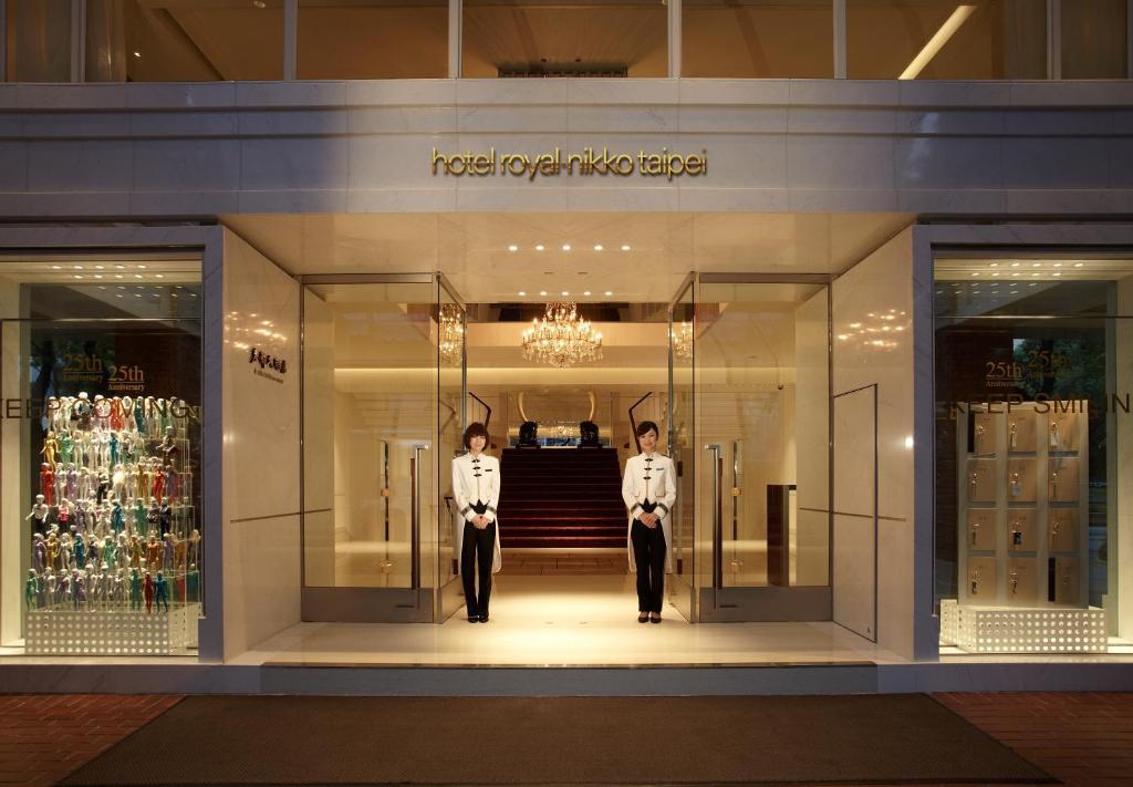 dae1501b41fcdf Hotel Royal-Nikko Taipei, Tajpej – aktualne ceny na rok 2019