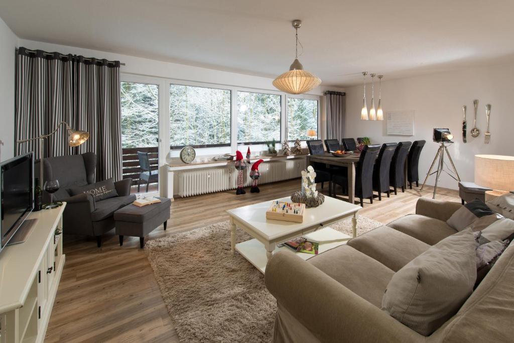 ferienhaus rowissimo deutschland bad sachsa. Black Bedroom Furniture Sets. Home Design Ideas
