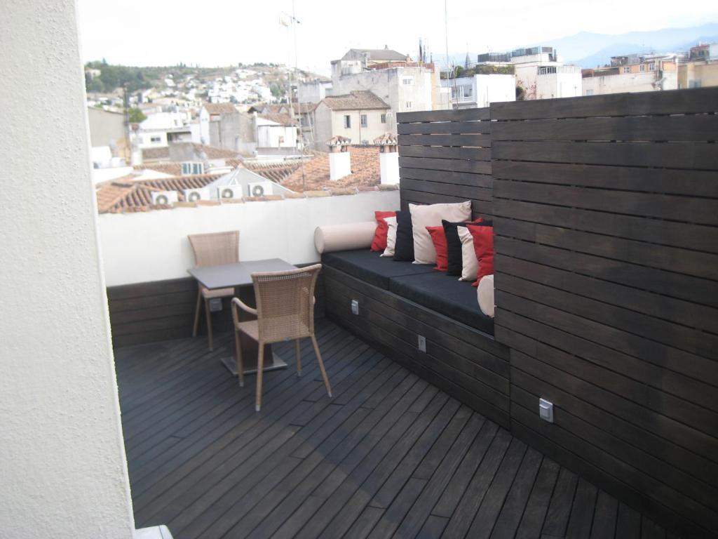boutique hotels in granada  197