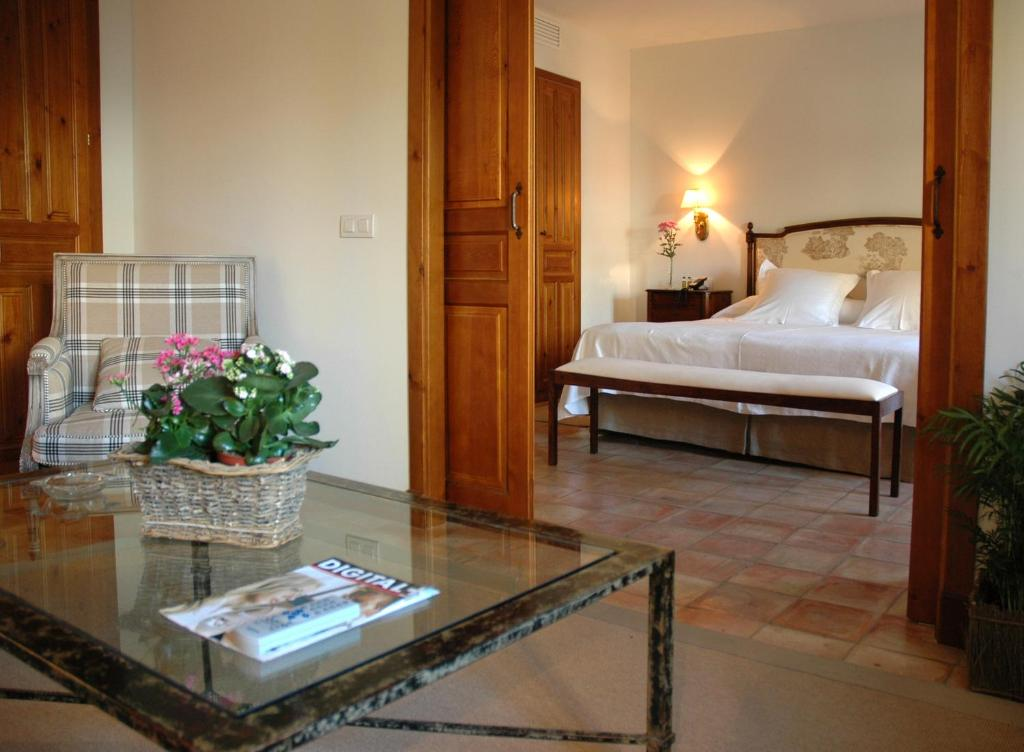 boutique hotels baeza  4