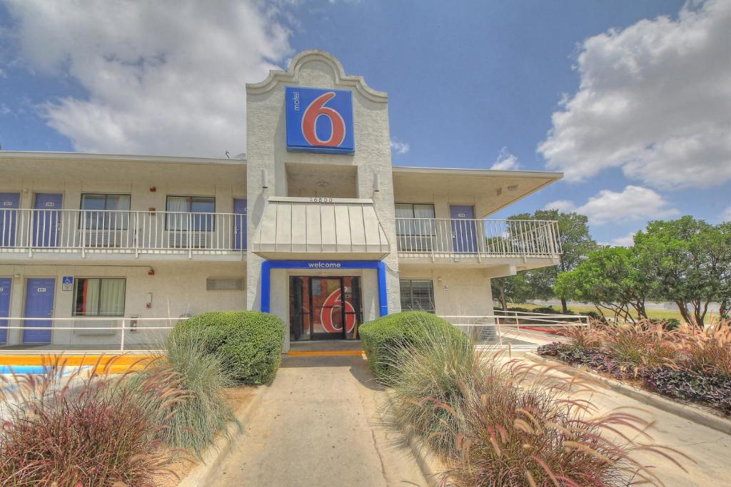 Motel San Antonio TX Bookingcom - Motel 6 locations map us