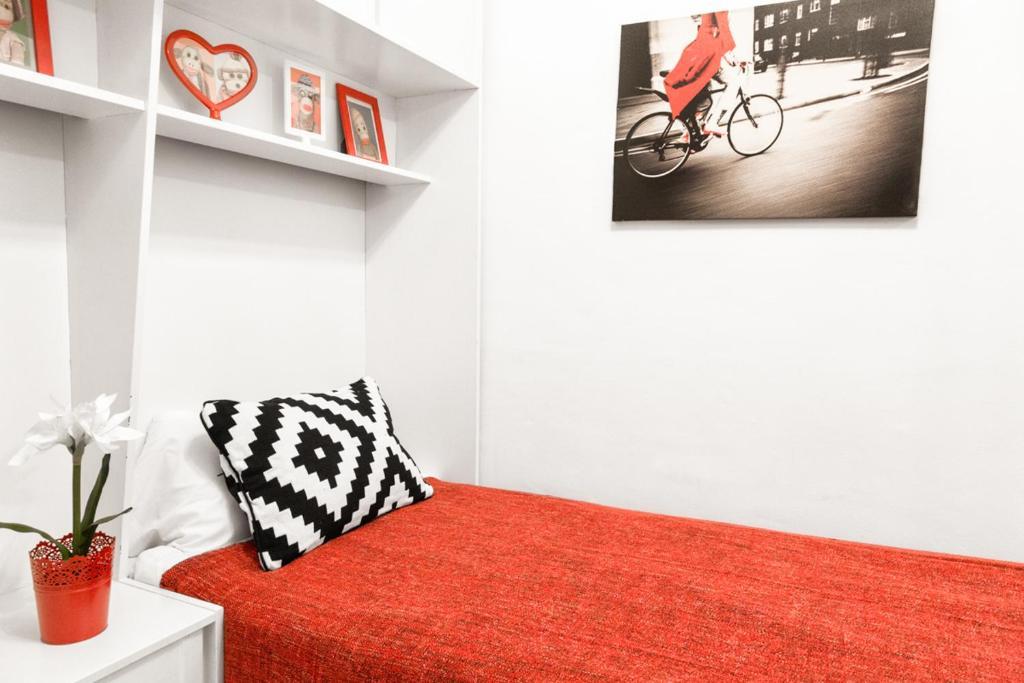Apartment Deluxe Red fotografía