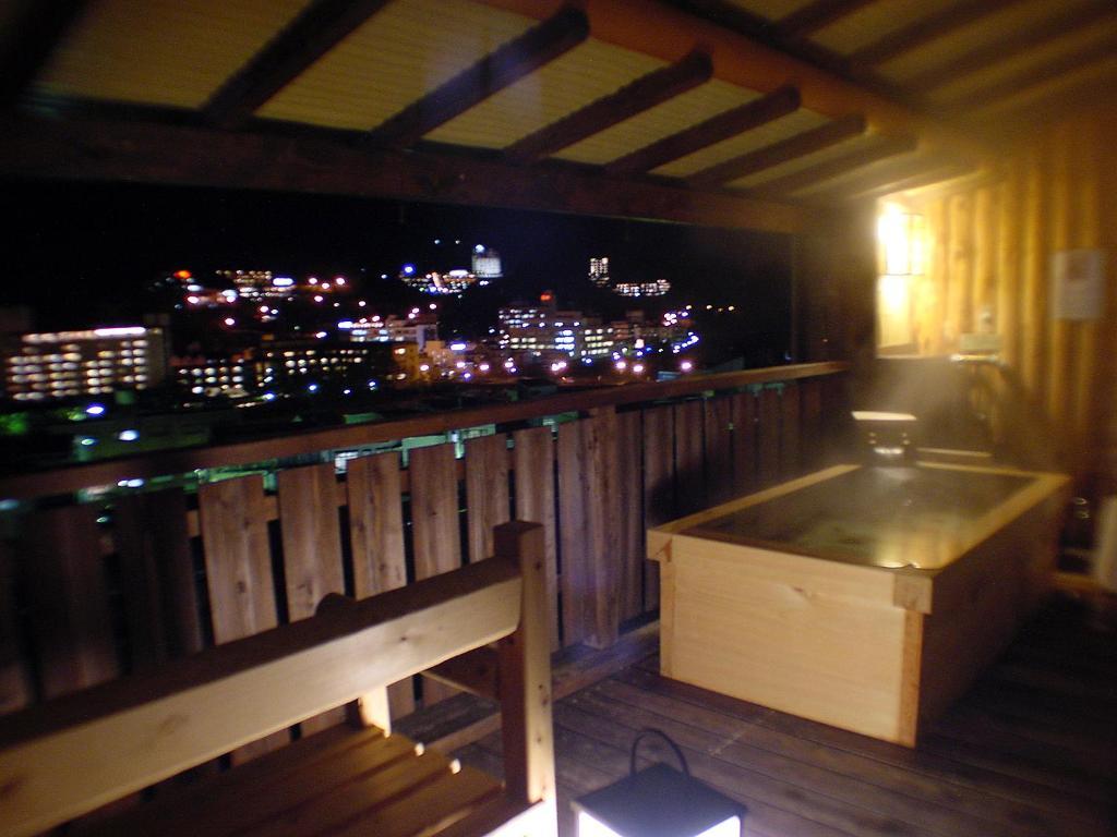 ポイント1.多彩な露天風呂付客室