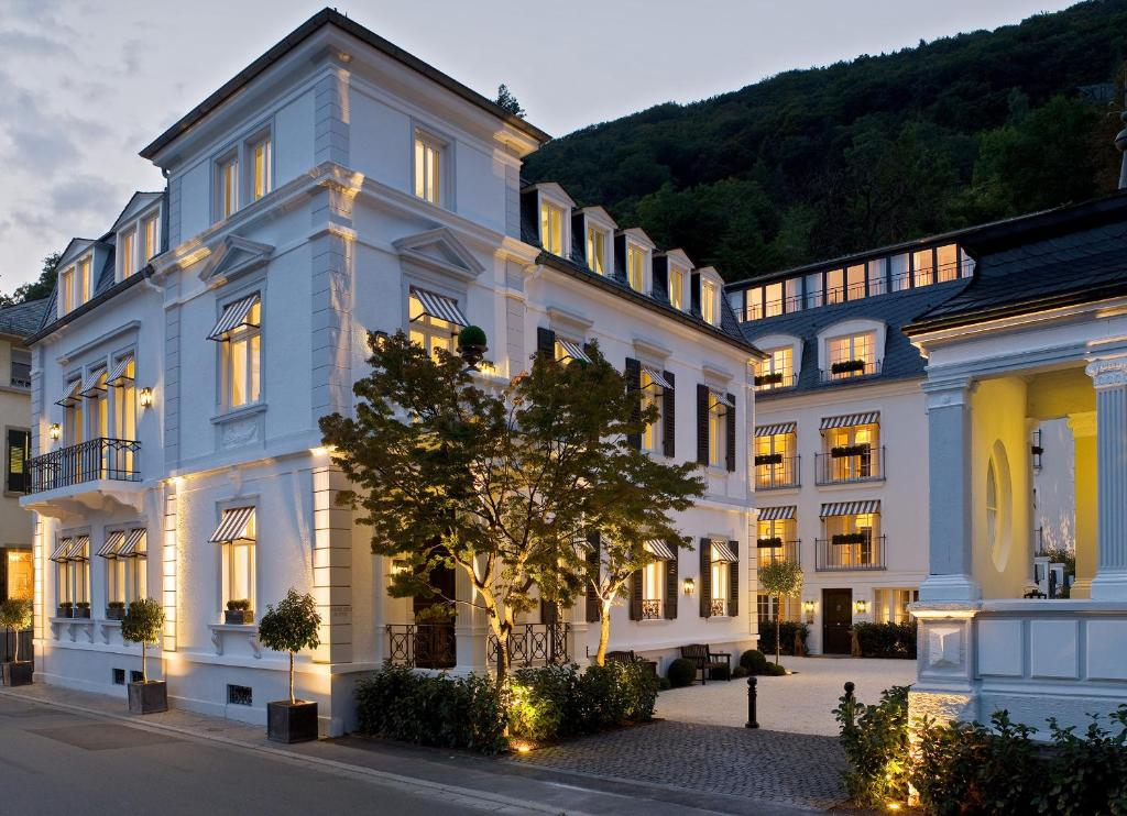 Boutique hotel heidelberg suites small luxury hotels of for Small luxury hotels of the world list