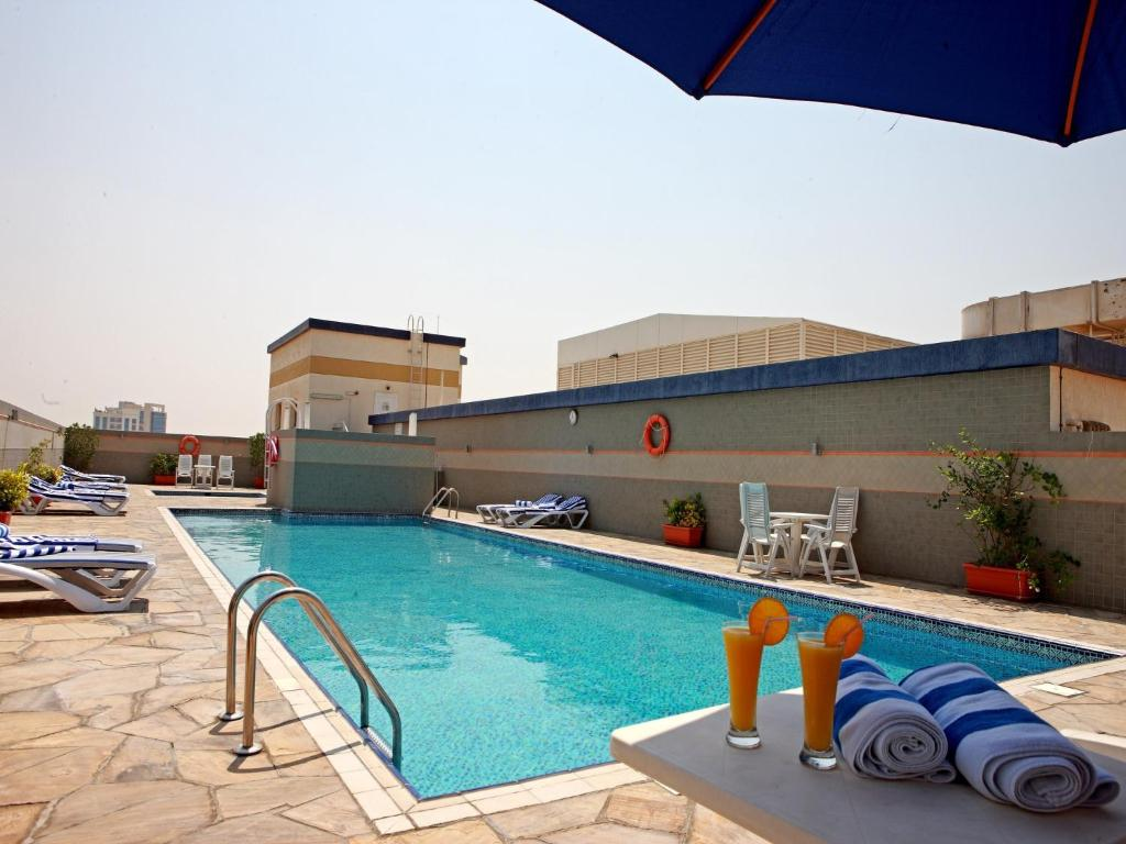 Rose Garden Hotel Apartments Bur Dubai Booking Com