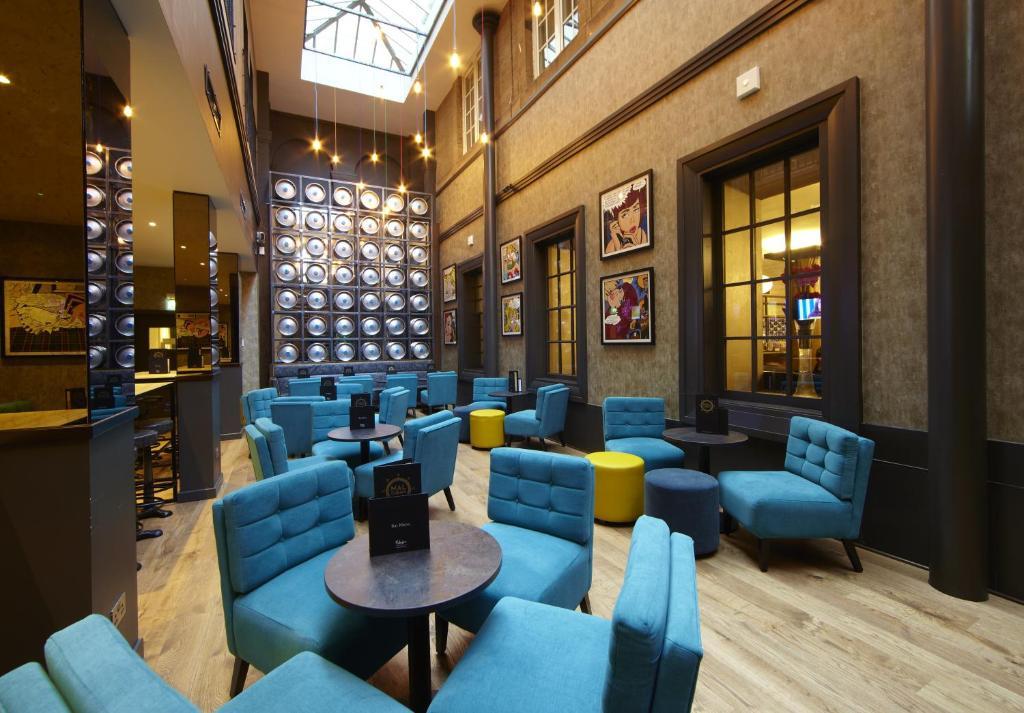 Hotel Malmaison Glasgow UK
