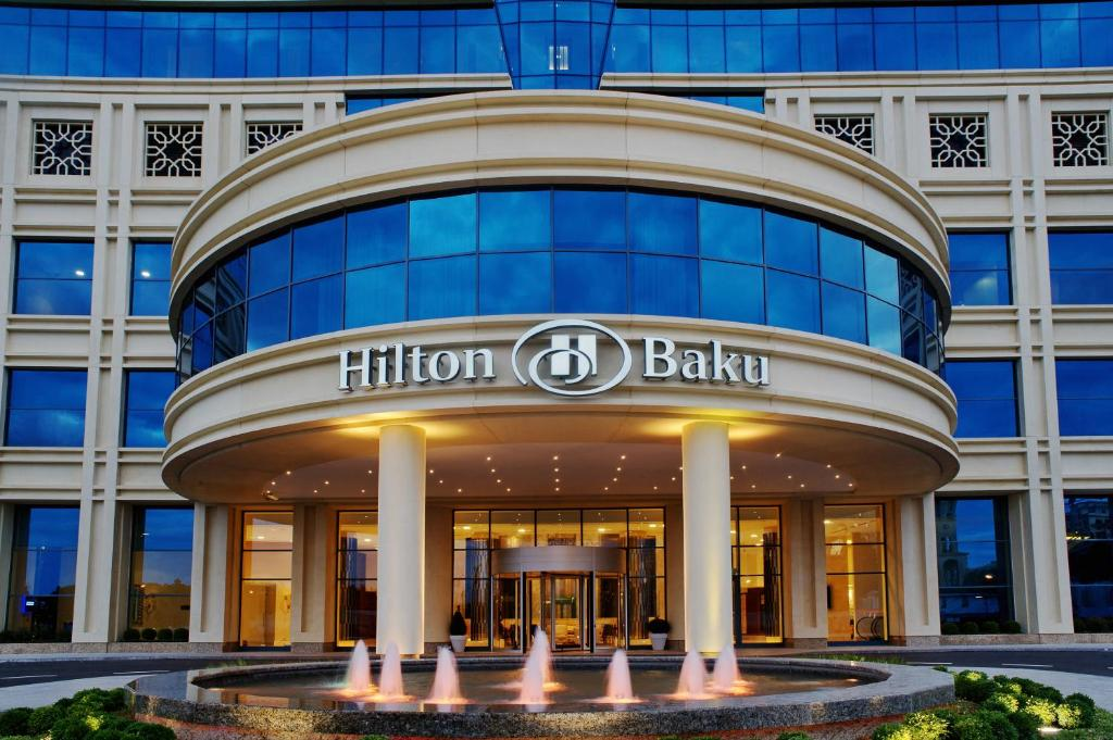 Best Hotels In Baku Azerbaijan