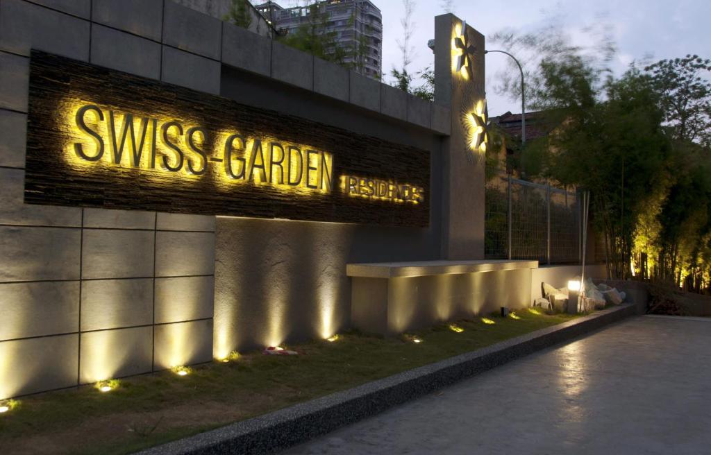 Swiss-Garden Residences Bukit Bintang Kuala Lumpur, Kuala ...