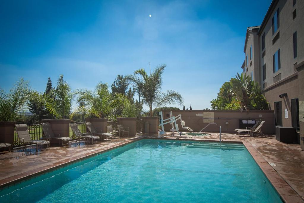 Hilton Garden Inn Montebello / Los Angeles Reserve Now. Gallery Image Of  This Property Gallery Image Of This Property ... Amazing Ideas