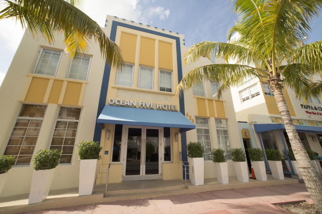 Ocean five hotel miami beach including reviews for Hotel reserver