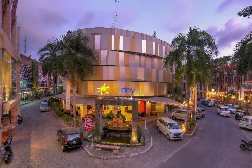 Everyday smart hotel bali kuta indonesia for Bali indonesia hotel booking