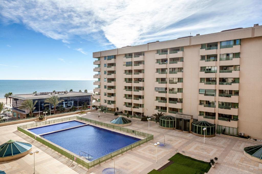 Apartment Valencia Flat Rental Patacona Beach Spain Booking Com