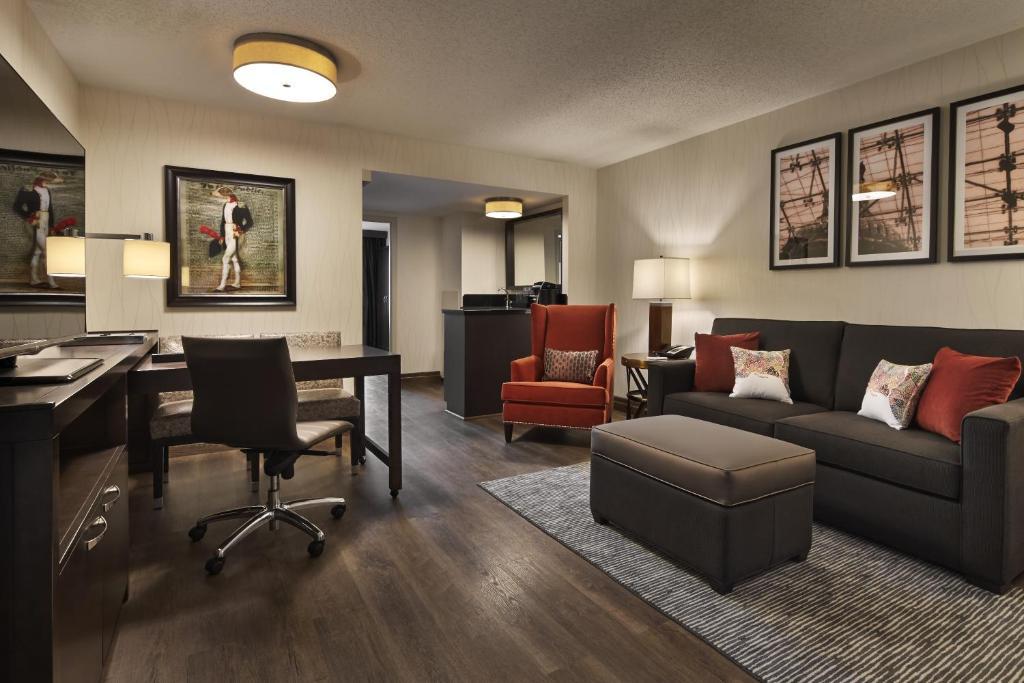 hotel embassy suites chevy chase pavilion, washington, dc, dc