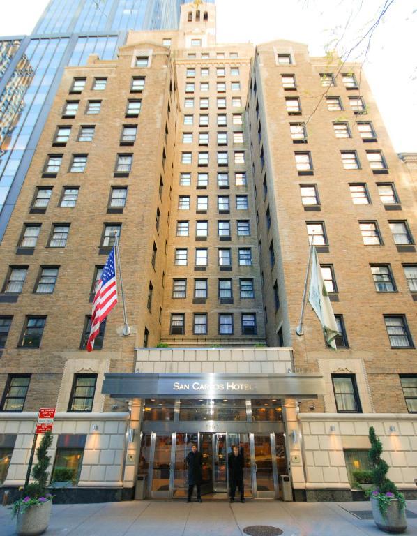 San Carlos Hotel Manhattan