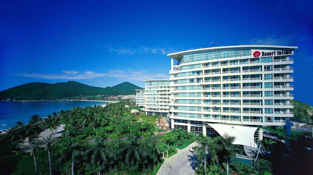 Насладитесь великолепным сервисом в Resort Intime Sanya 5* (Хайнань)!