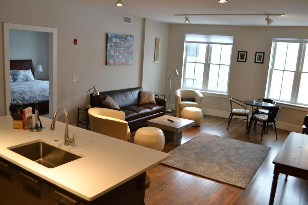 1 Bedroom Apartment By Spare Suite Usa Boston