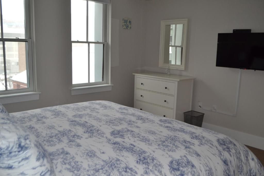 1 Bedroom Apartment By Spare Suite Boston Usa