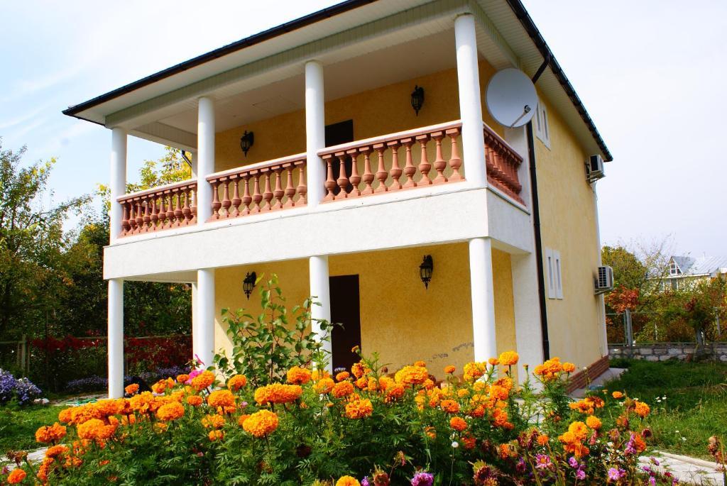 фото уютный домик