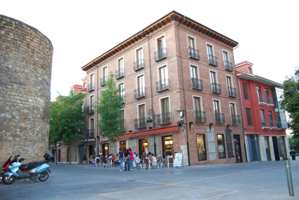 boutique hotels in león  19
