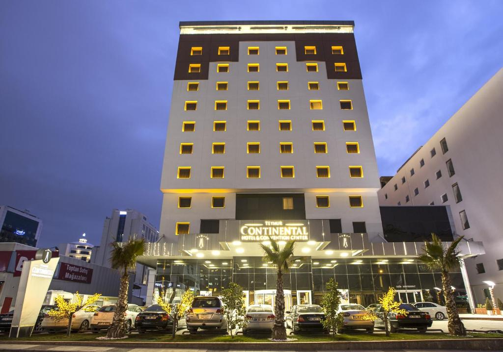 Teymur continental hotel gaziantep turkey for Gaziantep hotel