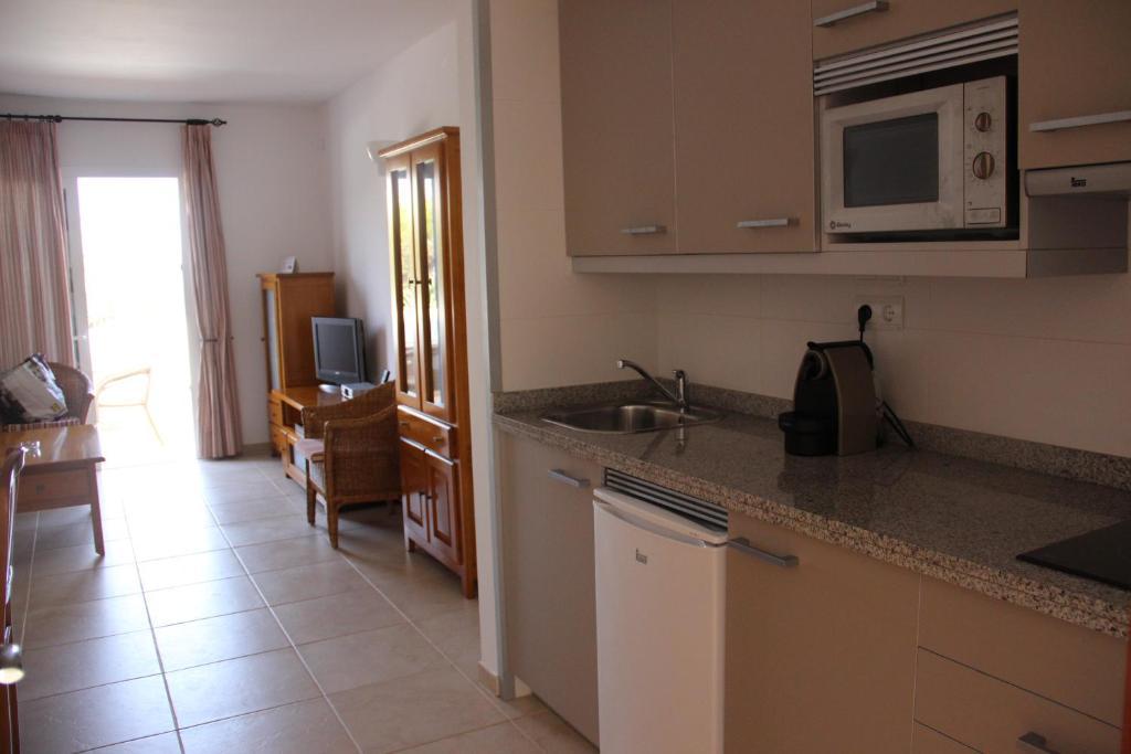 Apartamento Es Calo (Edificio Cavall de Llevant) foto
