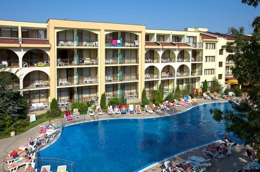 Yavor Palace Hotel - All Inclusive (Bulharsko Slnečné pobrežie ... 5a8d1bc1271