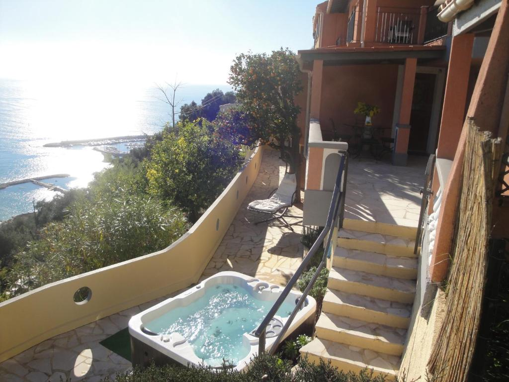 Menton France Lodging - Les citronniers d azur