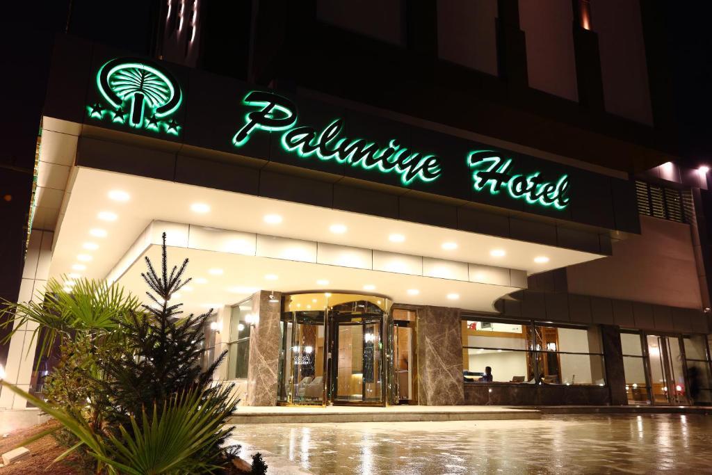 Palmiye hotel gaziantep turkey for Gaziantep hotel