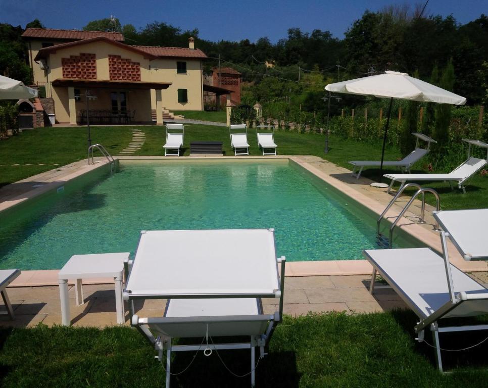 Villa con piscina italia san ginese - Villa italia piscina ...
