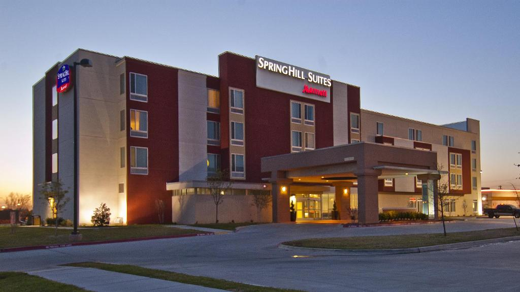SpringHill Suites by Marriott to open doors in Del City Oklahoma & INTRAVELREPORT: SpringHill Suites by Marriott to open doors in Del ... Pezcame.Com