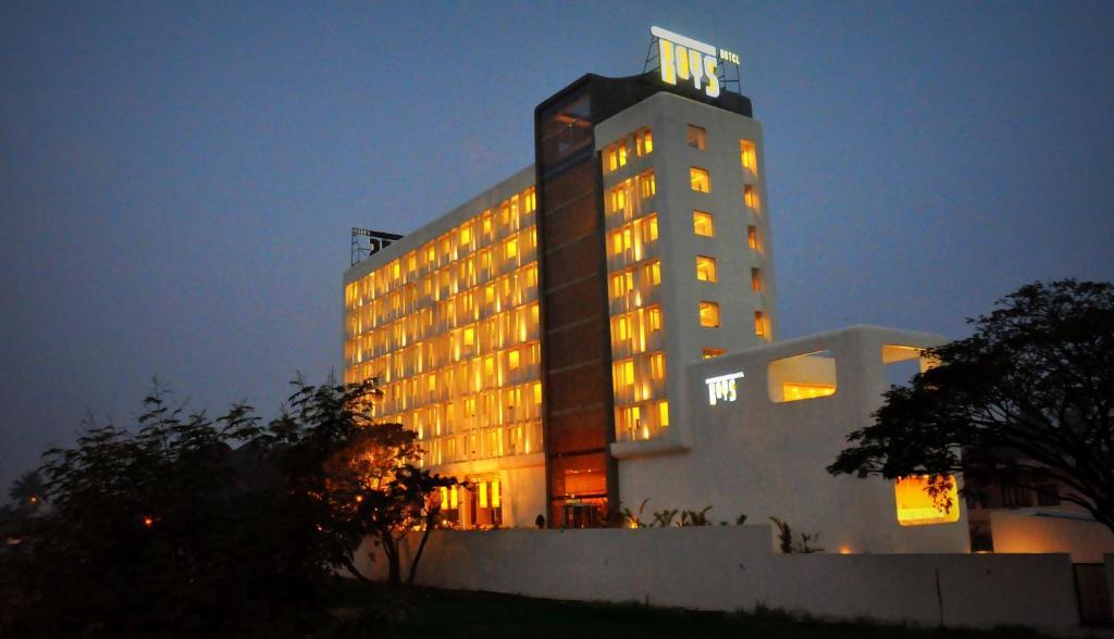 keys select hotel kochi, cochin, india - booking