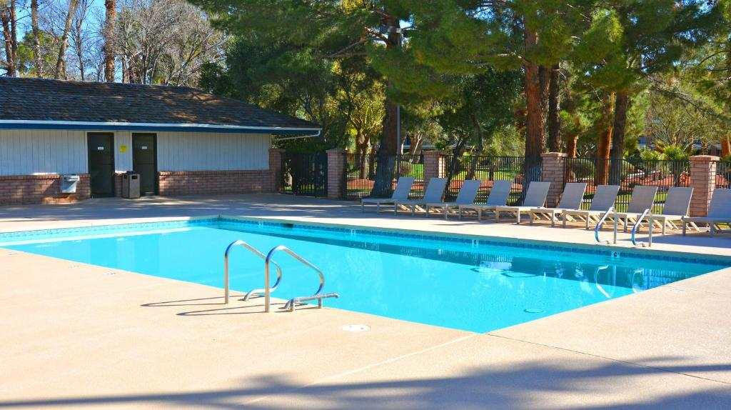 Campground Oasis RV Park Mesquite NV