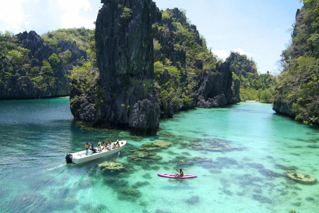 ¿Buscando el paraíso a un precio asequible?: Palawan Island