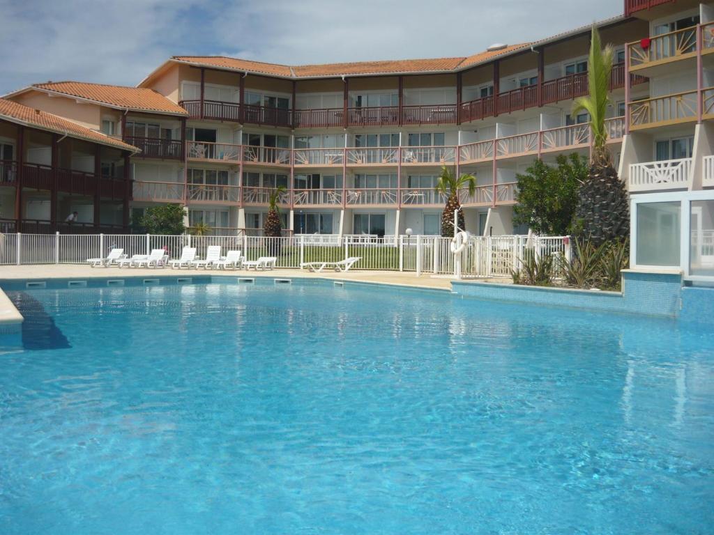 Appartements A Cote Lac Marin De Port D Albret Vieux Boucau Les