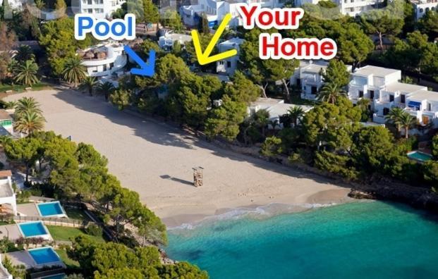 Ferienwohnung Beach Suite Playa Cala Dor Spanien Cala Dor