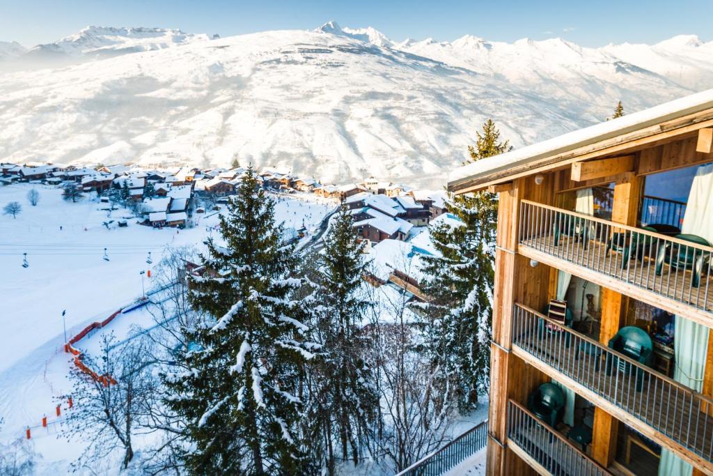 Lagrange Vacances Les 3 Glaciers  Bellentre  U2013 Tarifs 2019