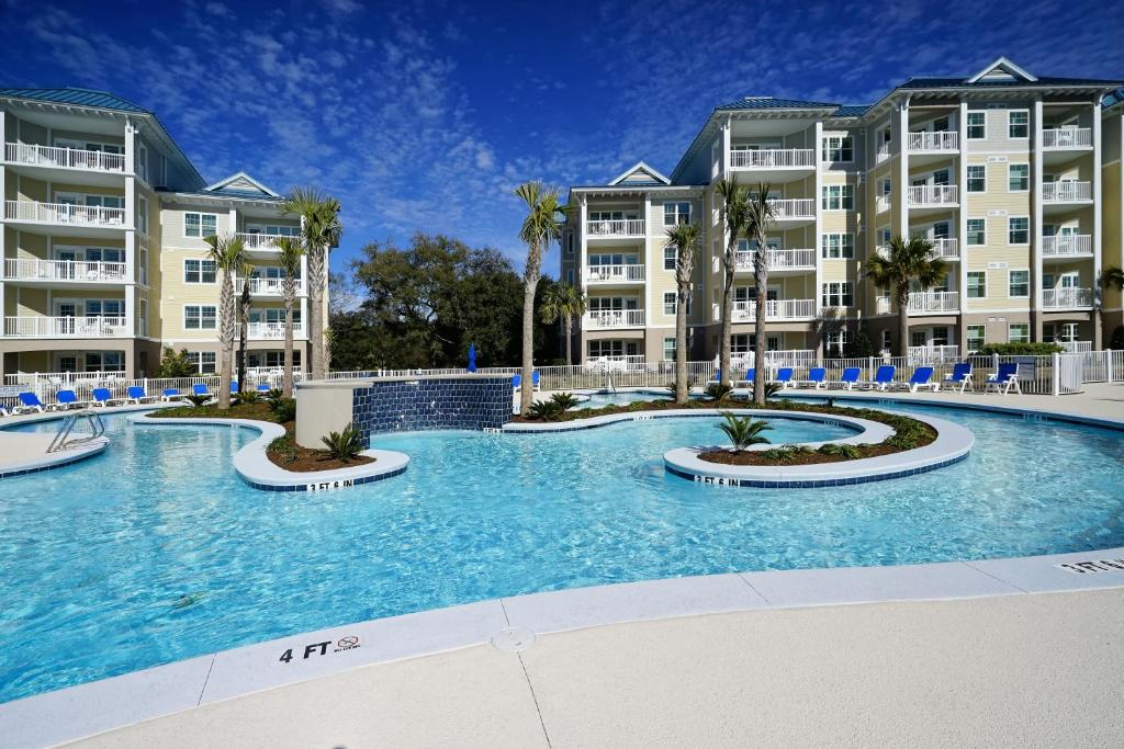 Hilton Head Resorts >> Bluewater By Spinnaker Resorts Hilton Head Island Sc Booking Com