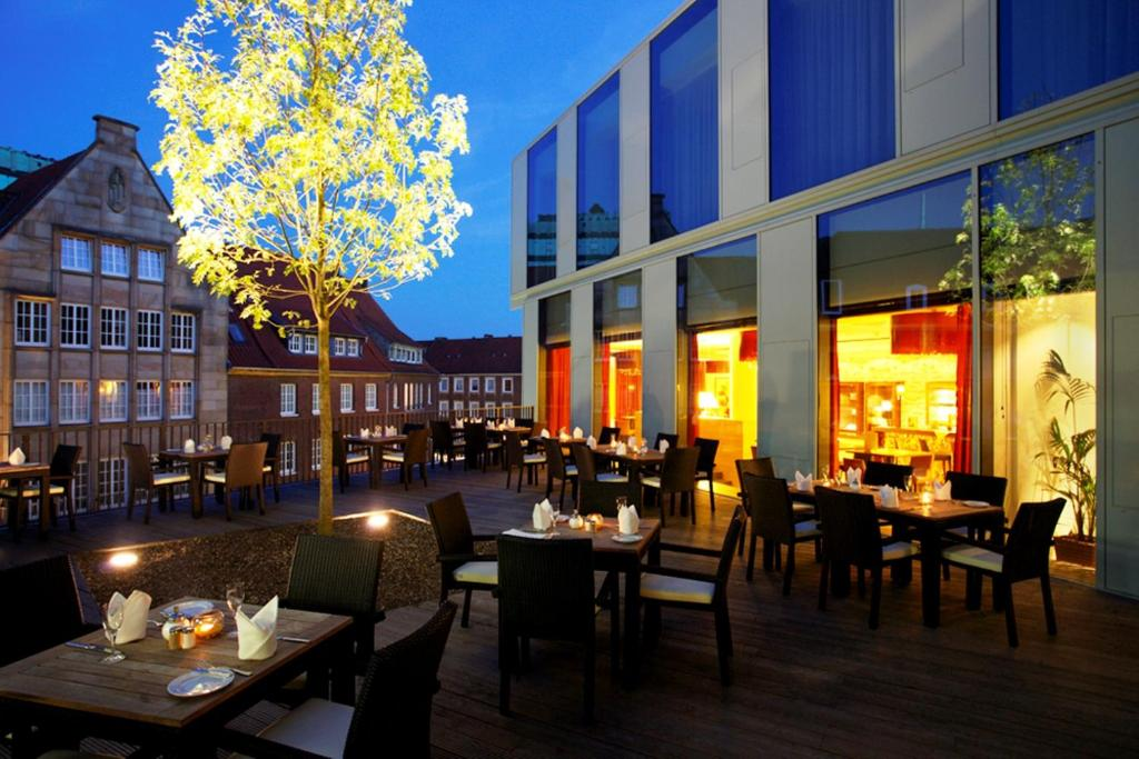 H4 Hotel Mnster Germany Bookingcom