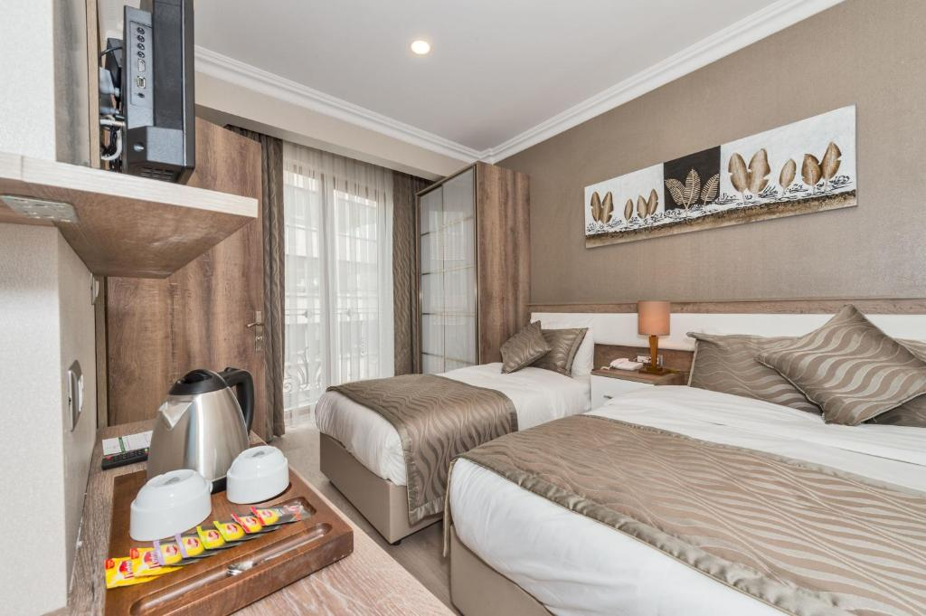 alphonse hotel istanbul tarifs 2019