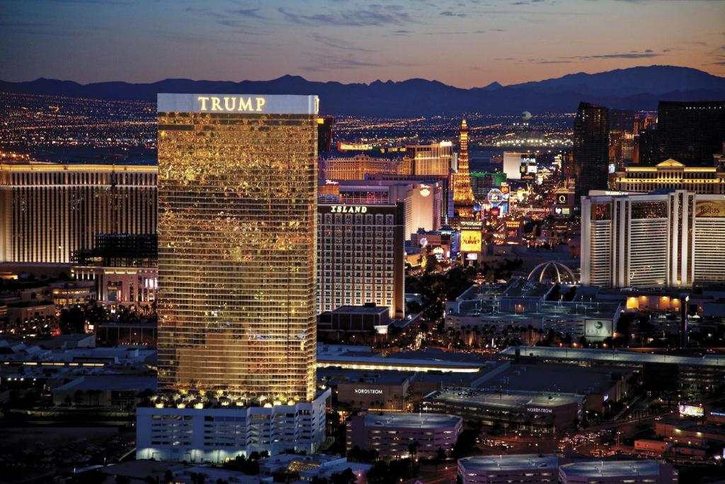 Trump Hotel Las Vegas Nv Booking Com