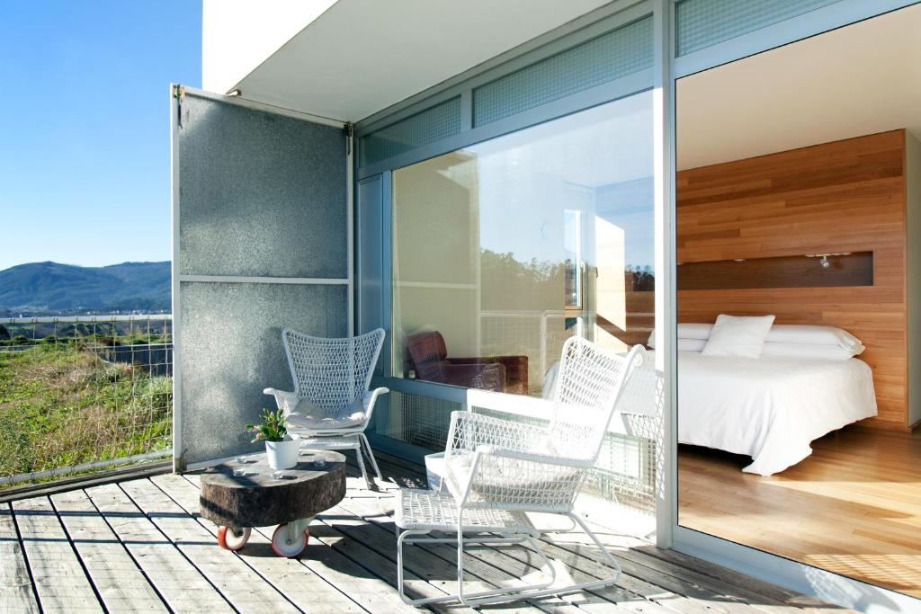 boutique hotels coruna provinz  134